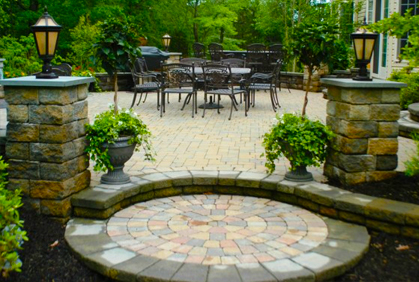 Top rated 2015 reviews backyard makeover ideas landscape designs landscaping plans pavers patio stone outdoor lighting