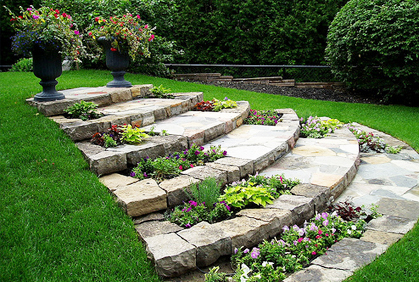 Cheap backyard ideas on a budget pictures designs - Cheap landscaping ideas for front yard ...