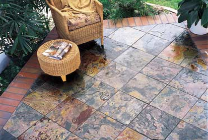 Top Patio Flooring Ideas Materials Pavers Amp Concrete