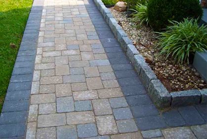 Driveway ideas cheap ask home design for Affordable walkway ideas