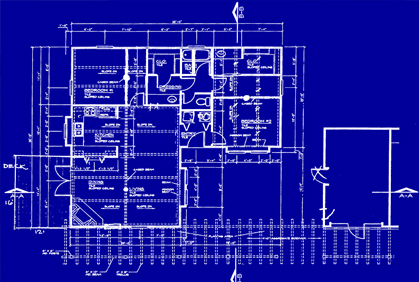Exceptional Blueprint Drafting Idea