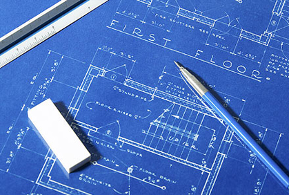 Simple blueprint design software tools online