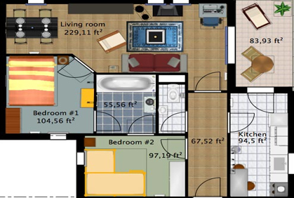 Free home design software 2 1 joy studio design gallery Floorplan software