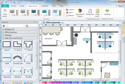 Free floor plan software 2d home design plans Floor plan software