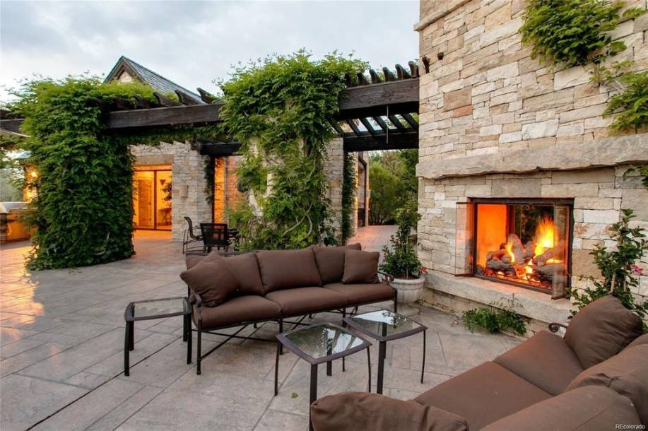 Outdoor Fireplace Materials