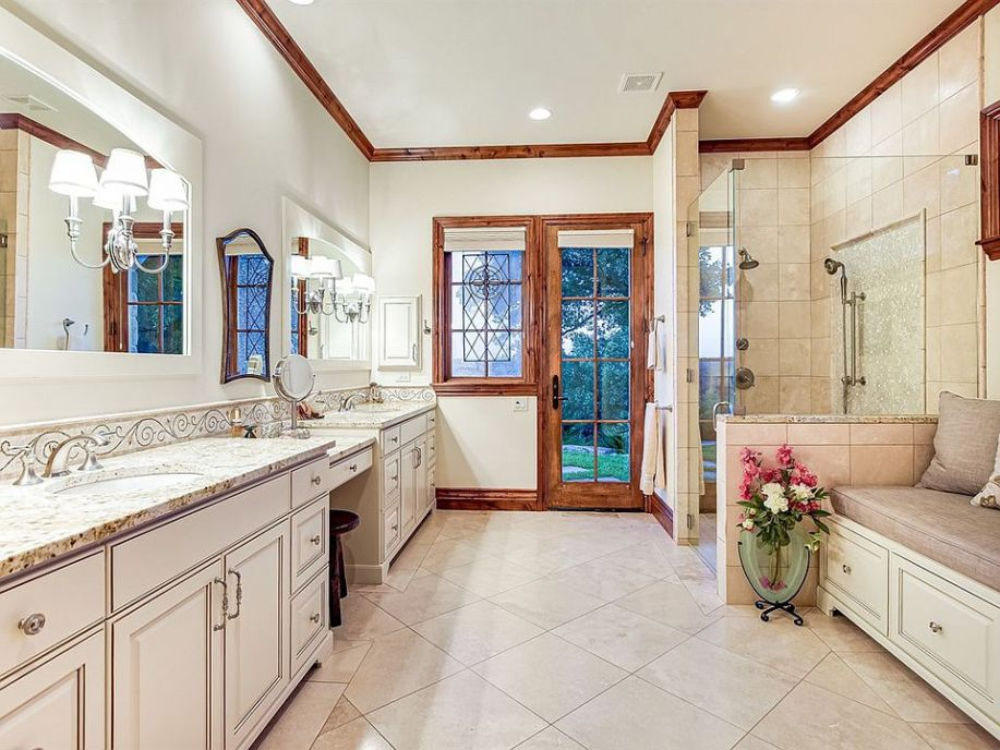 Master Bathroom Remodel Cost with Pictures