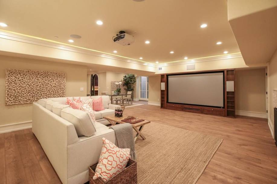 Ideas for Finishing a Basement - Remodeling Costs & Des