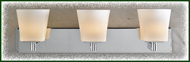 sconce light fixtures for a bathroom