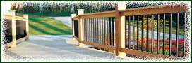 deck baluster design ideas