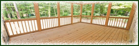 Timber Wood Decking Design Ideas