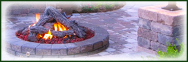 outdoor fire pit designs ideas pictures