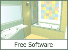Free bathroom design tool online downloads reviews for Free 3d bathroom design software