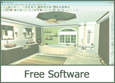 Virtual bathroom design software 2016 downloads reviews for Free 3d bathroom design software