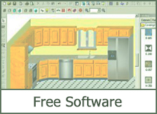 Image gallery kitchen cabinet design software Kitchen design software for beginners
