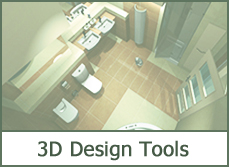 3d online bathroom design tool software