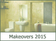 Popular bathroom makeovers 2015 design ideas and pictures