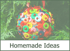Christmas games activities making homemade ornaments and decorations