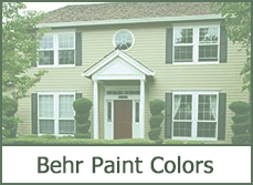 Choosing exterior paint colors schemes combinations - Paint color coordination tool ...