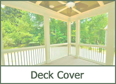 covered deck designs ideas roof
