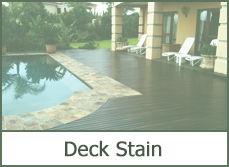 wood deck stain paint colors