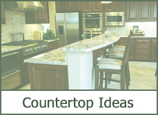kitchen counter designs ideas pictures