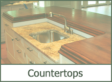 kitchen countertop designs ideas photos
