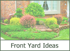 Popular 2015 front yard designs ideas and plans with shrubs for landscaping.