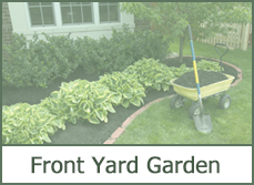 Front Yard Garden Ideas