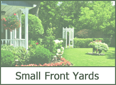 Small front yard landscaping ideas designs pictures