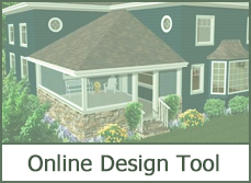 online screened in porch design tool