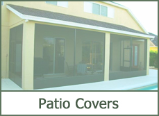 Patio Covers Awning Roof