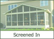 screened in porch patio designs ideas pictures
