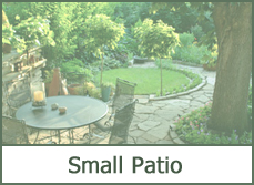 Photo gallery small patio design plans and ideas