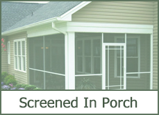Screened In Porch Designs