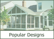 Screened in Porch Popular Designs