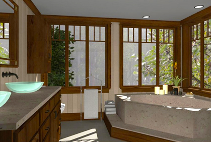 Online Bathroom Design