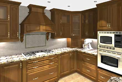 Free kitchen design software planner downloads review Kitchen design diy software