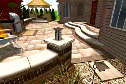Free Patio Design Software Tool 2018 Online Planner