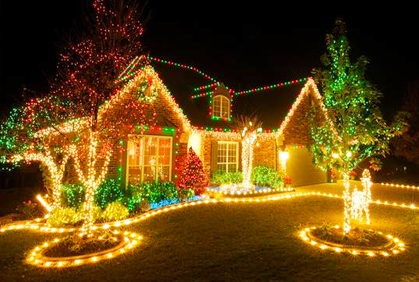 Popular Christmas Lights