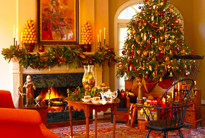 Christmas Decorating Gallery