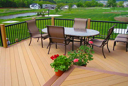 Deck Design Gallery