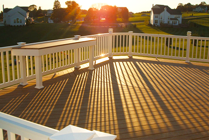 Large and Small Deck Designs