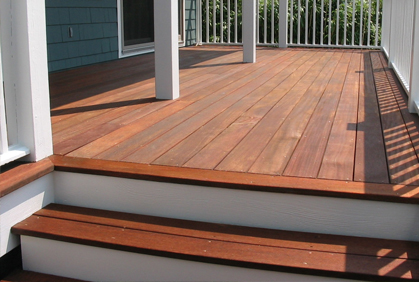 Pool Deck Stain Color Ideas