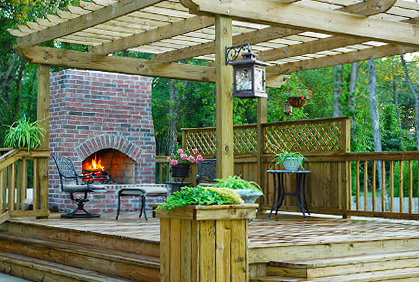 Top 2018 Wood Deck Designs Ideas Amp Pictures