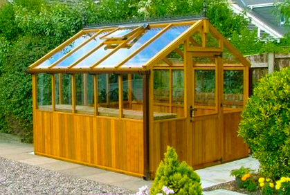 Poly Sheeting Greenhouse