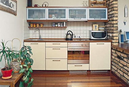 Designing a Small Kitchen