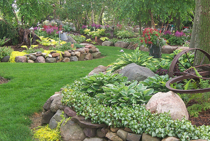 Pictures Of Rock Landscaping Designs Ideas Amp Simple Pla