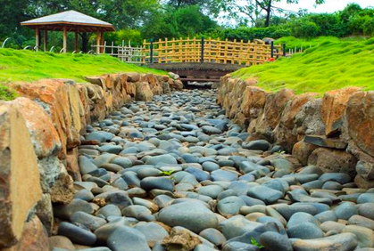 Stone Landscaping Designs