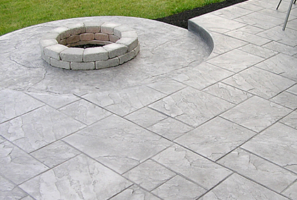 Concrete Patio Flooring