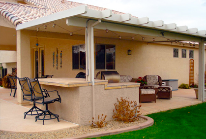 Patio cover ideas pictures covered designs and plans for Patio cover construction plans